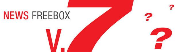 News Freebox V7
